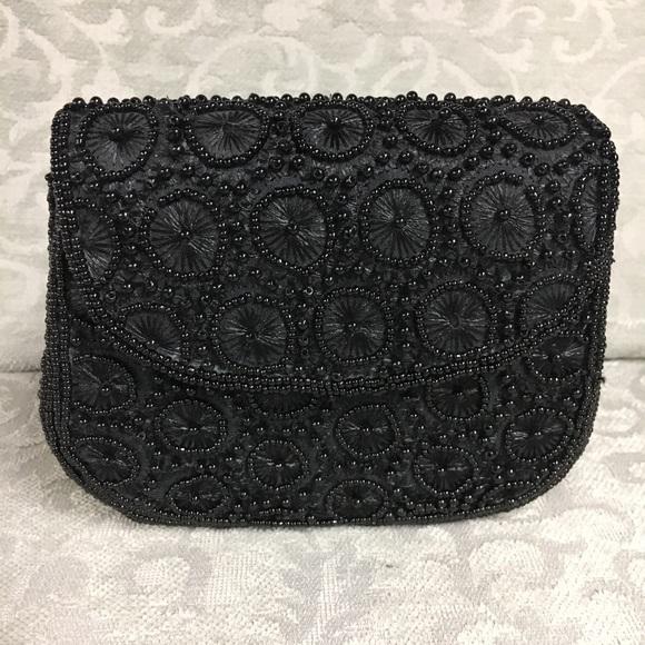Sasha Handbags - Sasha Beaded Evening Bag
